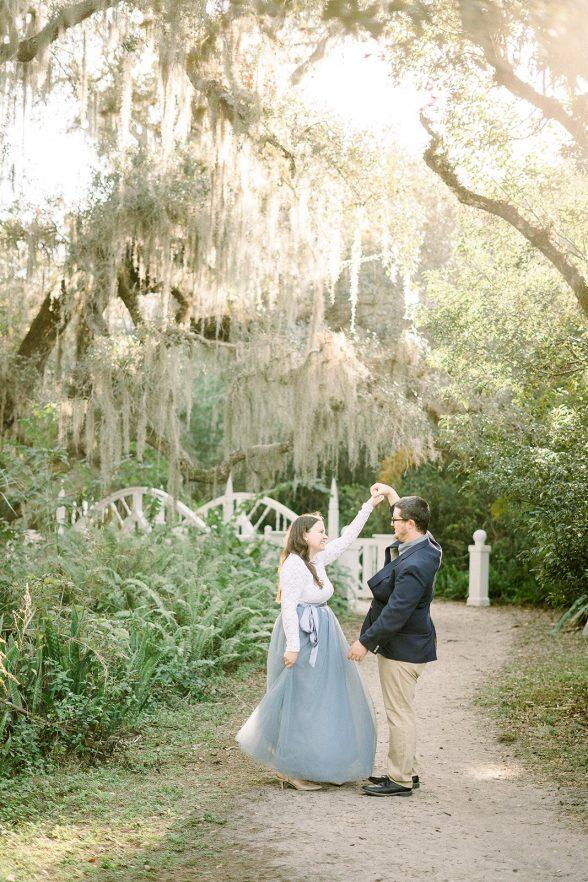Ashley Chris Koreshan State Park Florida Engagement Photos Fine Art Wedding Photography Rachel Elle Photography 19 websize