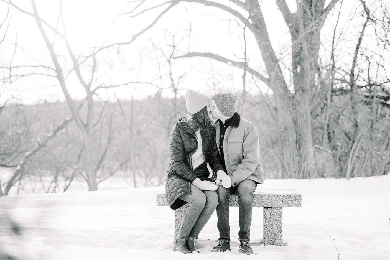 Erin Jake St Thomas University Minneapolis Minnesota Fine Art Engagement Photography Rachel Elle Photography 121 websize