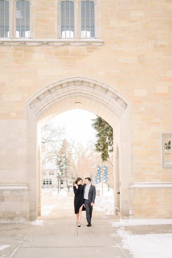 Erin Jake St Thomas University Minneapolis Minnesota Fine Art Engagement Photography Rachel Elle Photography 15 websize