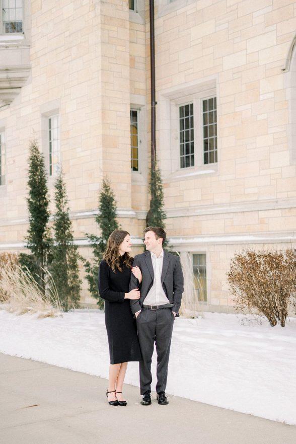 Erin Jake St Thomas University Minneapolis Minnesota Fine Art Engagement Photography Rachel Elle Photography 19 websize