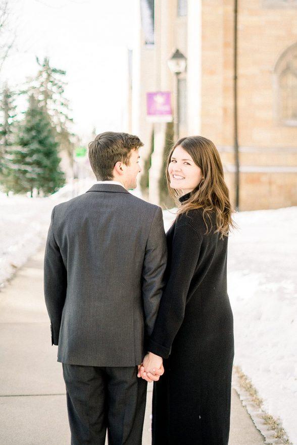 Erin Jake St Thomas University Minneapolis Minnesota Fine Art Engagement Photography Rachel Elle Photography 41 websize