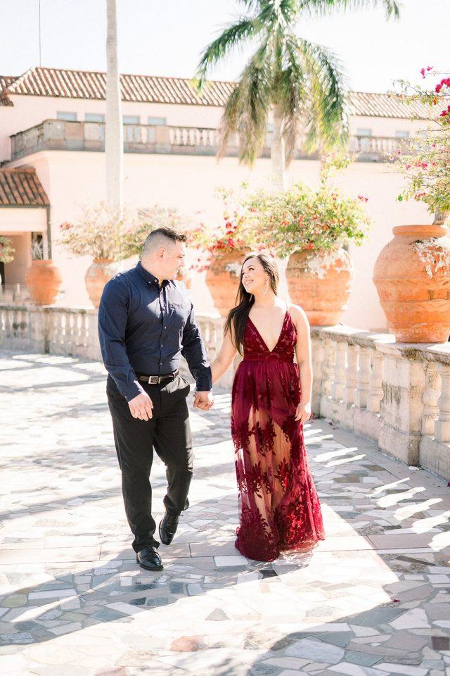 Summer Zach Ringling Museum Sarasota Florida Engagement Fine Art Wedding Photography Rachel Elle Photography 101 websize