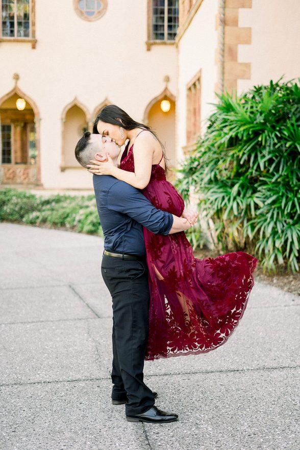 Summer Zach Ringling Museum Sarasota Florida Engagement Fine Art Wedding Photography Rachel Elle Photography 133 websize