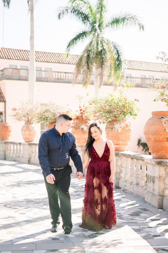 Summer Zach Ringling Museum Sarasota Florida Engagement Fine Art Wedding Photography Rachel Elle Photography 99 websize