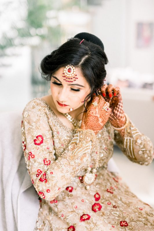 Atif Hinnah Luxury Pakistani Wedding Photography Saint Paul MN 2020 43