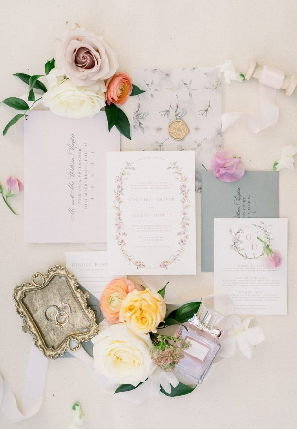The White Orchid At Oasis Ft Myers Florida Wedding Fine Art Wedding Photography Rachel Elle Photography 24
