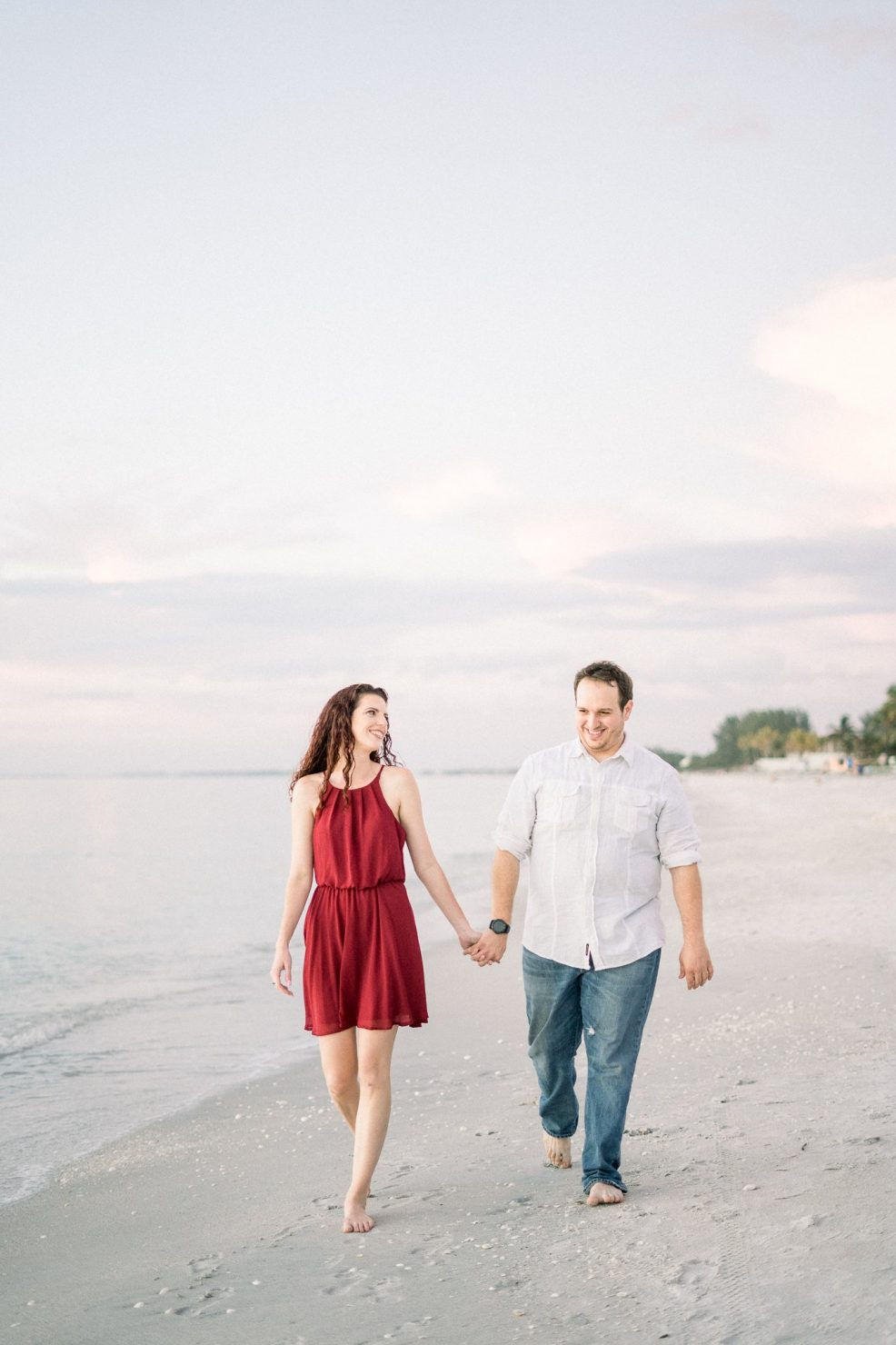 Jessica James Boca Grande Florida Engagement Photos Fine Art Wedding Photography Rachel Elle Photography 90