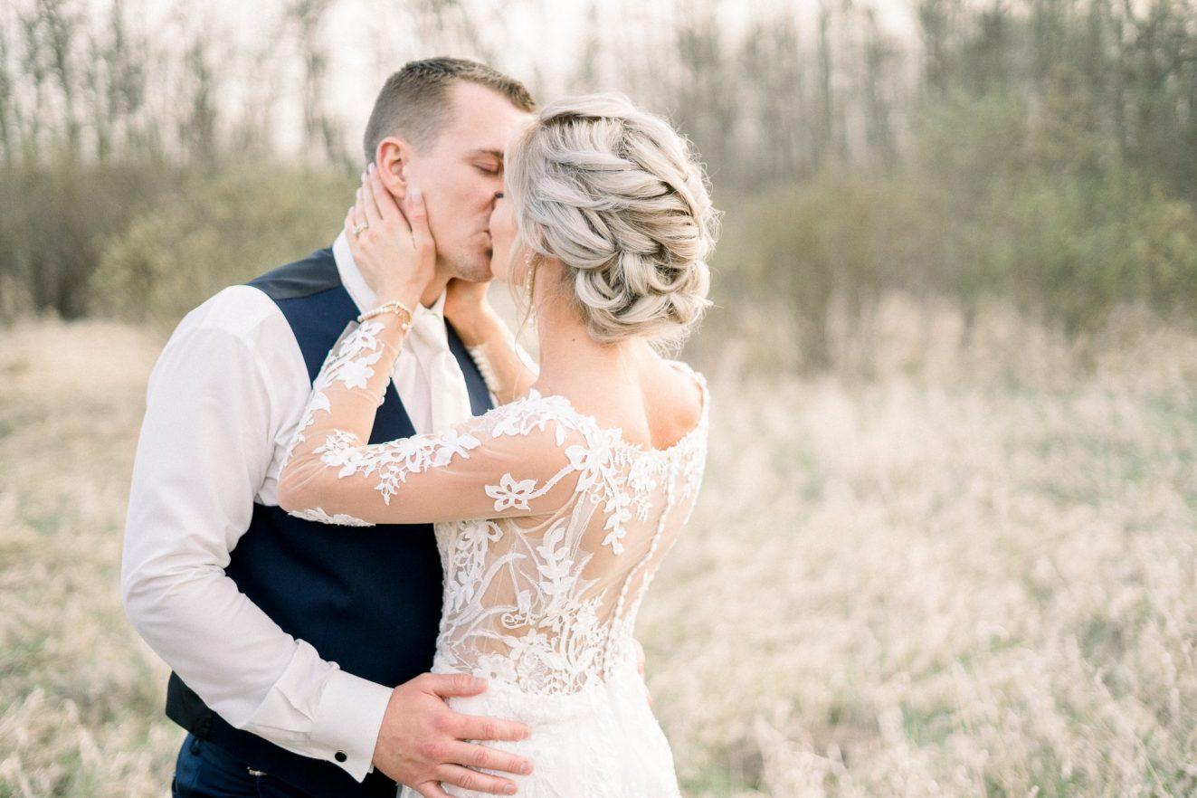Kat Aaron Minnesota Wedding 2021 Luxury Wedding Photography Rachel Elle Photography174